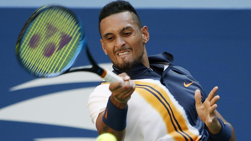 Nick Kyrgios will finish 2018 as Australia's second-highest ranked male player
