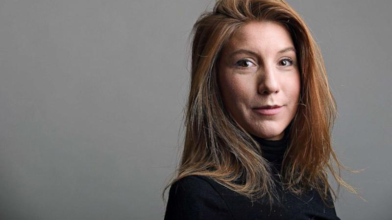 What happened to Kim Wall?