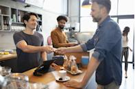<p>Buying anything required cash, credit, debit or a check but now you can tap your phone at stores to complete your transaction, or send some cash to your friend who handled the group dinner bill.</p>