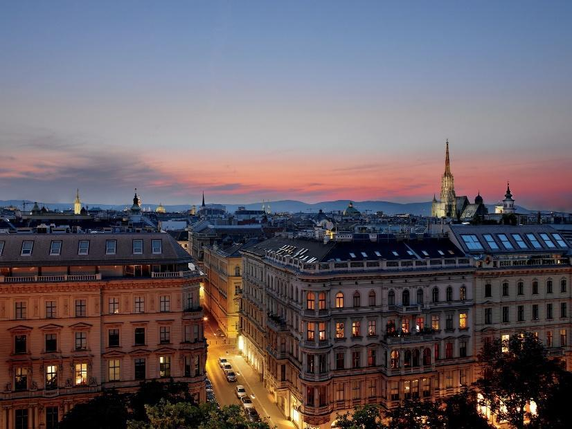 """<p><span>Work off that Christmas pud with a running tour through the heart of beautiful Vienna. The Ritz Carlton has a new </span><a href=""""http://www.ritzcarlton.com/en/hotels/europe/vienna/area-activities/running-concierge"""" rel=""""nofollow noopener"""" target=""""_blank"""" data-ylk=""""slk:Running Concierge"""" class=""""link rapid-noclick-resp""""><span>Running Concierge</span></a><span>, so guests can pound the city's streets with a jogging partner and guide on hand to point out the best highlights and share fascinating stories during the 3.5-mile route. Rates from £245 (€286) per room, per night. [Photo: Ritz Carlton]</span> </p>"""