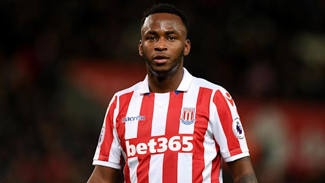 The 23-year-old Stoke City player opened up on the incident and said there was no intent on his behalf.