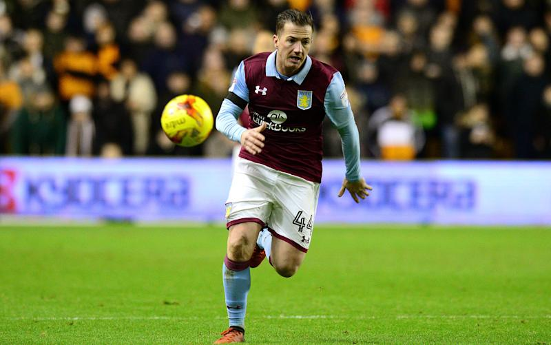 Ross McCormack in action for Villa back in January