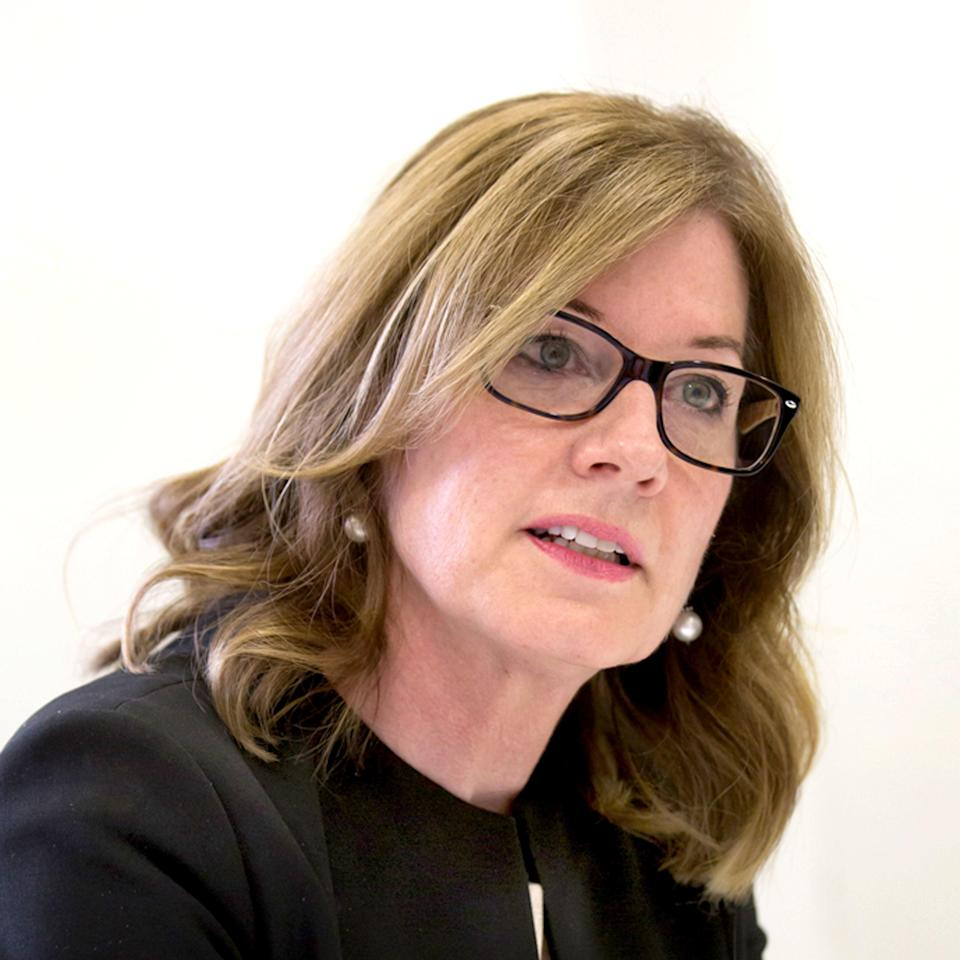 Elizabeth Denham has said she is concerned about the use of private email accounts in the DHSC (PA)
