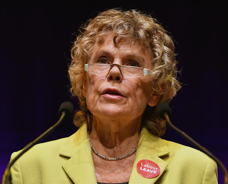 """<strong>Labour MP Kate Hoey said politicians must take a """"cold, rational look"""" at the Good Friday Agreement</strong>"""