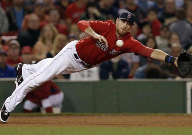 Former Red Sox third baseman and 2013 World Series champion Will Middlebrooks is calling it a career.