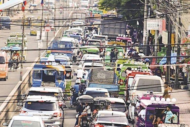 Talisay City restores truck ban on rush hour