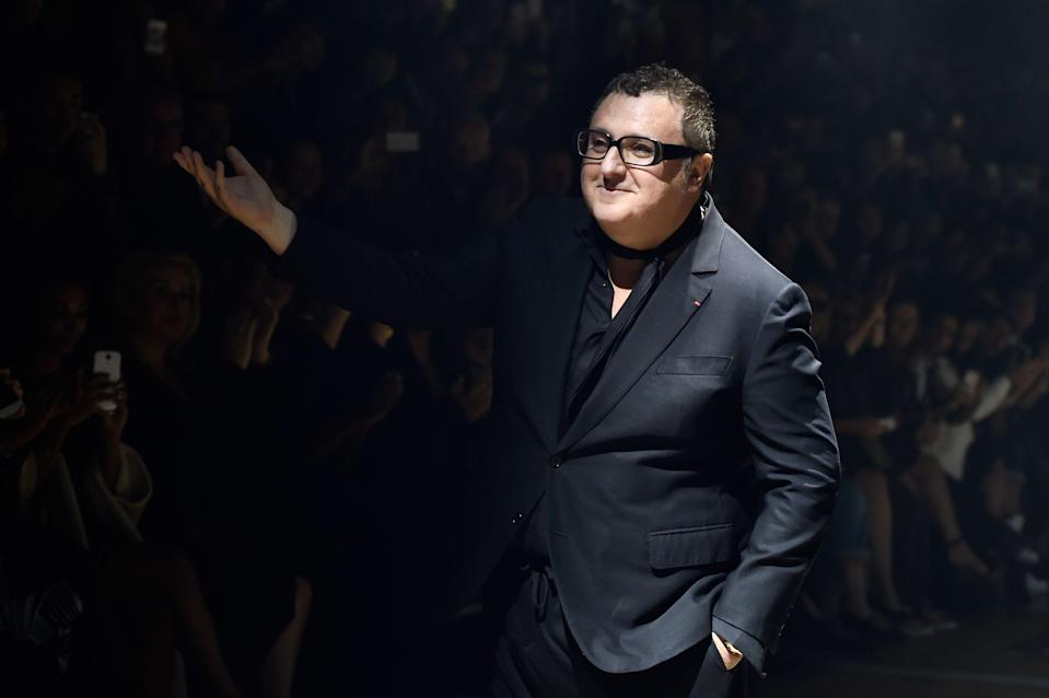 """<p>Tributes have been pouring in from the fashion world following the tragic news that designer <a href=""""https://www.elle.com/uk/fashion/a28869411/alber-elbaz-tods-collection/"""" rel=""""nofollow noopener"""" target=""""_blank"""" data-ylk=""""slk:Alber Elbaz"""" class=""""link rapid-noclick-resp"""">Alber Elbaz</a> has passed away at the age of 59 following a battle with Covid-19.</p><p>'I have lost not only a colleague but a beloved friend,' said Richemont founder and chairman Johann Rupert, who confirmed the news. 'Alber had a richly deserved reputation as one of the industry's brightest and most beloved figures. I was always taken by his intelligence, sensitivity, generosity and unbridled creativity. He was a man of exceptional warmth and talent, and his singular vision, sense of beauty and empathy leave an indelible impression.'</p><p>'I will never forget how generous, talented, loving he was,' wrote Dior creative director Maria Grazia Chiuri. 'He was the first person who made me feel at home in the fashion industry. His favourite word was love and it's with this word I will always remember him.' Kim Kardashian wrote that her 'heart broke' when she heard the news of his passing, and Naomi Campbell said that it was 'a blessing' to have known him. </p><p>Designer Peter Dundas spoke of what a 'talented designer' and a 'great showman' Elbaz was, adding: 'He was always so friendly, supportive of us his fellow designers and such fun to be with whenever our paths crossed.'</p><p>Giambattista Valli remembered the designer's 'beautiful mind' and his 'effortlessly cultivated attitude for life', while Erin O'Connor described what a 'fine, kind, creative gentleman' he was. </p><p>Fashion editor Suzy Menkes paid tribute to the 'witty, wise and whimsical designer who put women first' in a lengthy Instagram post, and photographer Mert Alas referred to him as 'a great man of our time'. ELLE UK editor-in-chief Farrah Storr described him as 'funny, knowing and boundlessly talented'.</p><p><strong>Read a """