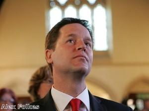 Clegg: We're losing war on drugs 'on an industrial scale'