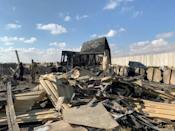 The Ain al-Assad base in western Iraq was the target of an Iranian missile attack in January last year carried out in retaliation for the US killing of top general Qasem Soleimani in a drone strike in Baghdad