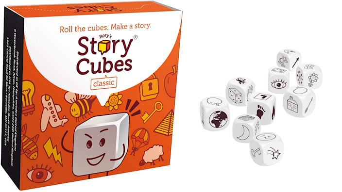 Best Easter gifts: Rory's Story Cubes