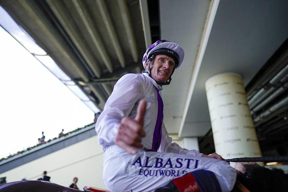 <p>Manning and Poetic Flare won the St. James's Palace Stakes on Day One.<br></p>