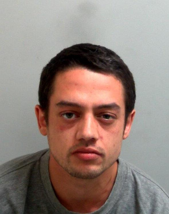 Justin Jackson, 28, admitted at an earlier hearing at Basildon Crown Court to eight counts of administering a noxious substance with intent to cause injury. (PA)