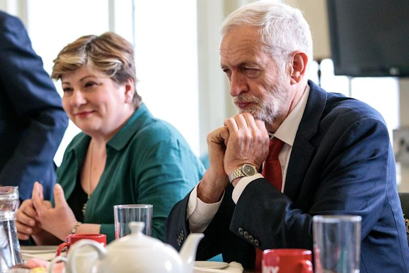 Emily Thornberry said Labour would oppose the Brexit deal in the next vote (Getty)