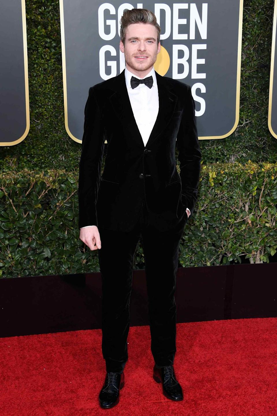 There's a reason that this dude might be the next James Bond. (This is the reason.)