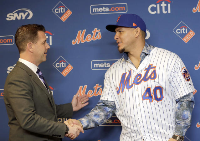 New GM Brodie Van Wagenen is spending money we didn't know the Mets had. Will it pay off with a contender? (AP)