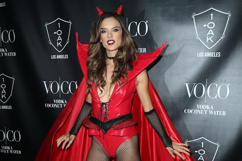 Think, red hot devil halloween costumes accept