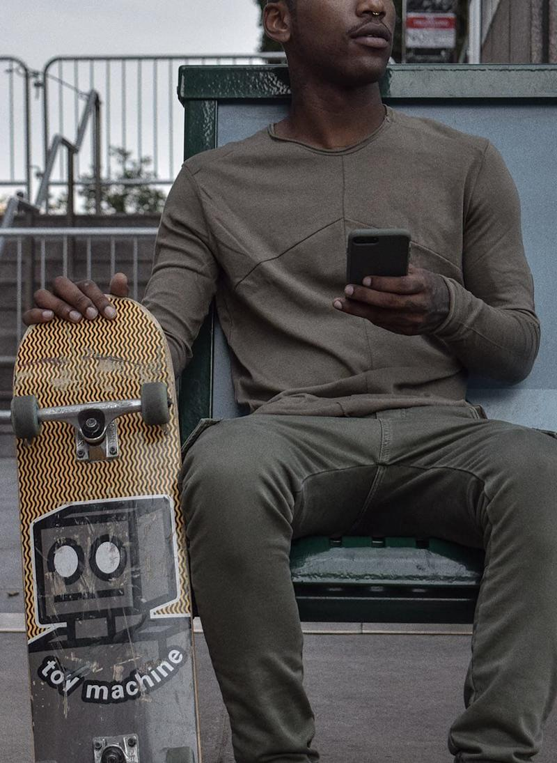 """These sleek, indestructible phone cases are """"designed for those that thrive in concrete jungles."""" It's made with military grade protection. Plus, it's a phone that <a href=""""https://www.casetify.com/product/dtla-iphone-impact-resistant-case"""" target=""""_blank"""">compliments your aesthetic</a>, rather than takes away from it."""