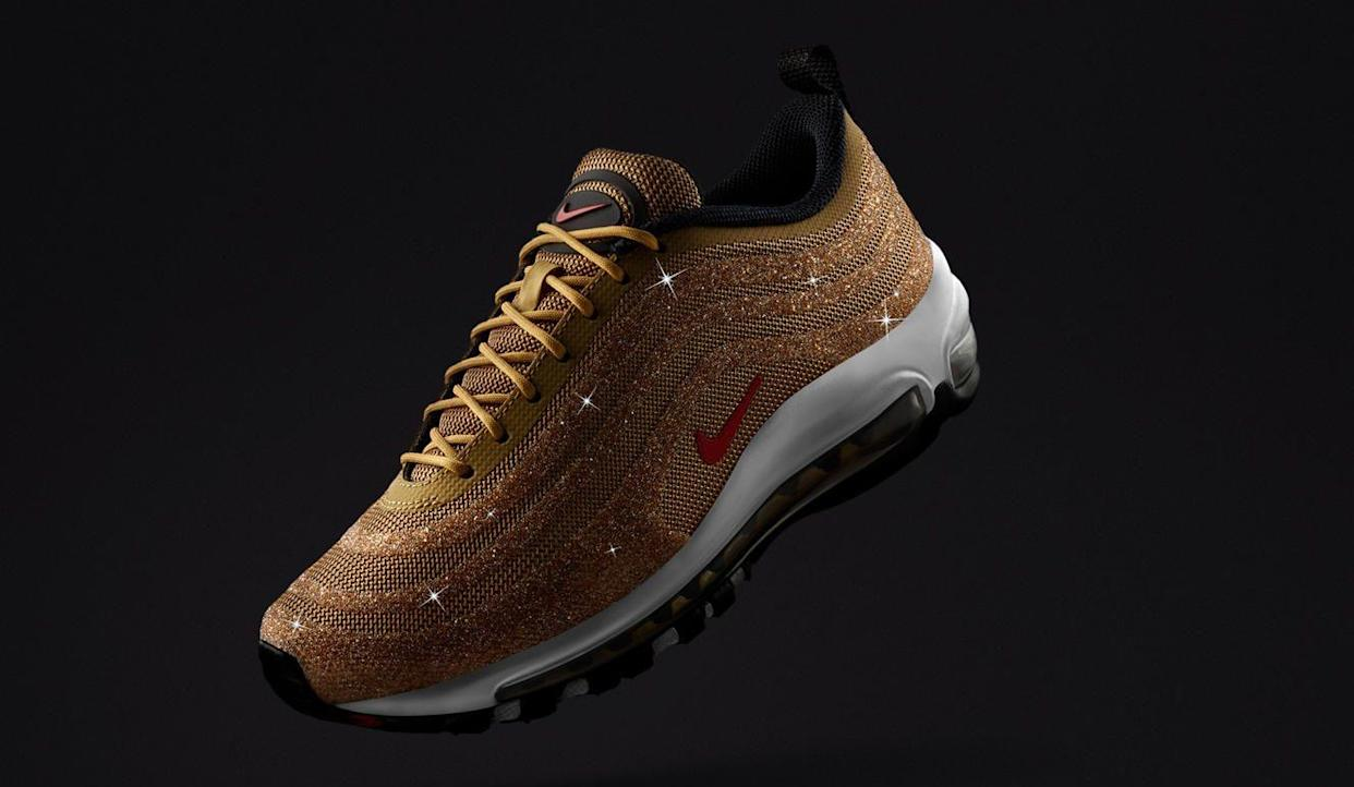 What Nike Air Max 97s Look Like Covered in 50,000 Plus