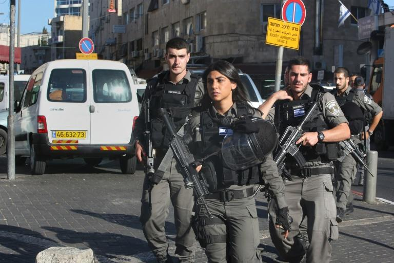 2 attacks on Israeli police; 1 Palestinian killed