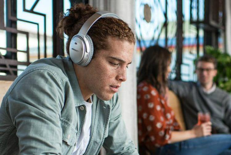 Bose Sony And Plantronics Noise Canceling Headphones Are On Sale At Amazon