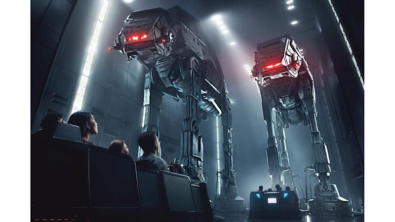 'Star Wars: Rise of the Resistance' (Photo: Disney Parks Blog)