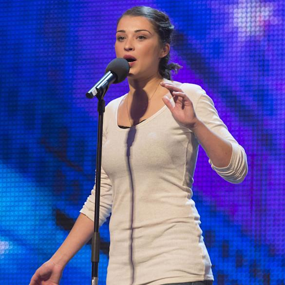 Alice Fredenham Rules Out X Factor If She Doesn't Make Britain's Got Talent Final