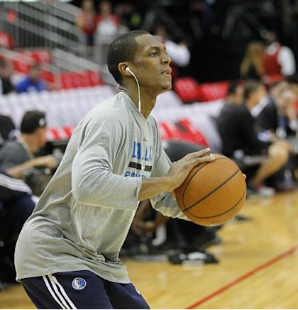 Rajon Rondo is tuning out the noise. (Getty Images)