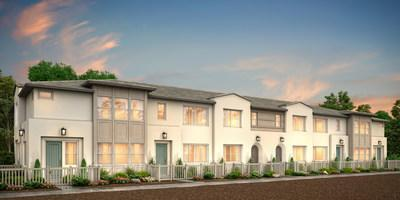 New townhomes at Echo in South El Monte, CA | Century Communities