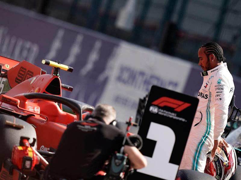 Lewis Hamilton and Ferrari could prove the ticket to unrivaled greatness: Getty