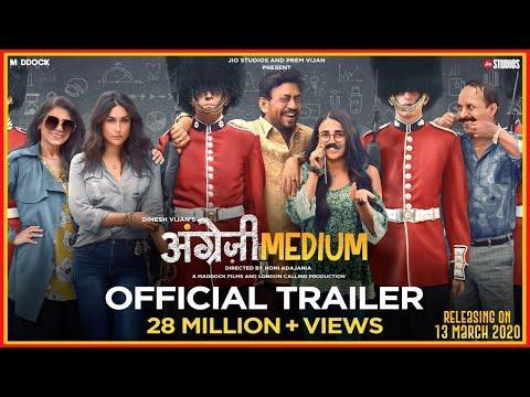 """<p>Widower Champak (Irrfan Khan), a humble sweets shop owner, has been providing for his only daughter Tarika (Radhika Madan). And though her dreams of studying abroad in London seem unattainable, he does everything in his power to make it happen—including getting help from his brother (Deepak Dobriyal) who he always bickers with. </p><p><a href=""""https://www.youtube.com/watch?v=rzlfeocUVhI"""" rel=""""nofollow noopener"""" target=""""_blank"""" data-ylk=""""slk:See the original post on Youtube"""" class=""""link rapid-noclick-resp"""">See the original post on Youtube</a></p>"""
