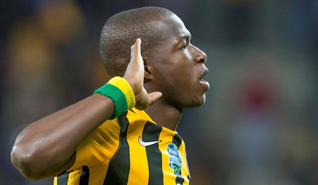 Abraw was out for over six months with an ankle injury prior to Amakhosi terminating his contract in June 2017