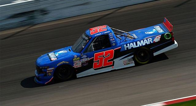 NASCAR officials confiscated the No. 52 Halmar Racing Chevrolet of driver Stewart Friesen on Thursday morning at Kentucky Speedway after the sanctioning body found the vehicle not acceptable. The team was permitted to remove the driver safety equipment before the confiscation. The organization rolled out its backup truck to run in the series' opening practice […]