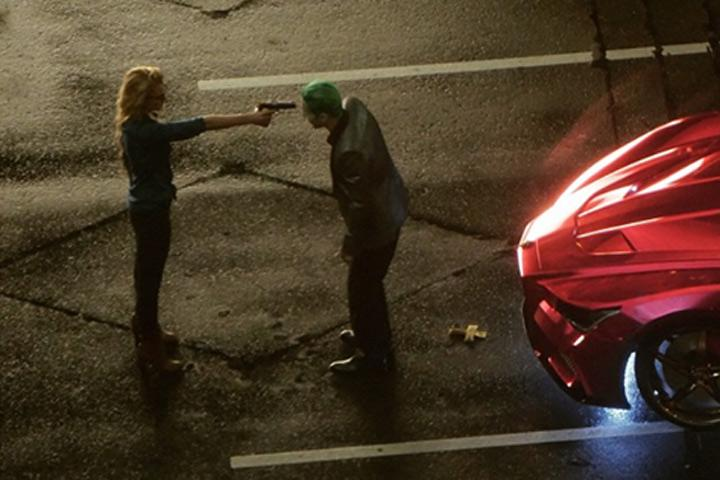Is This The Joker S New Car From Suicide Squad