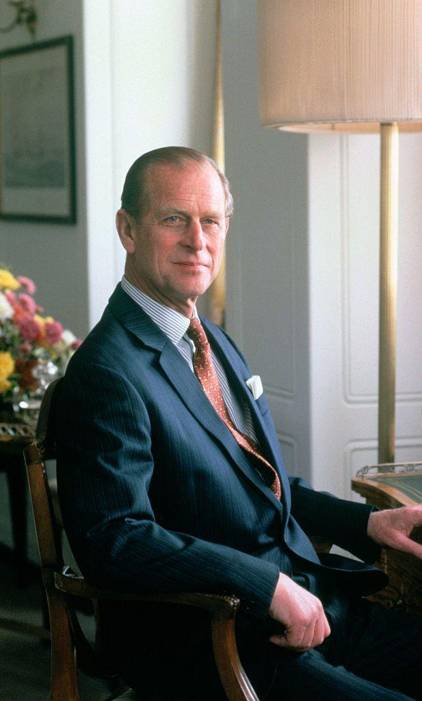 <p>Prince Philip on the occasion of his 60th birthday in June 1981.</p>