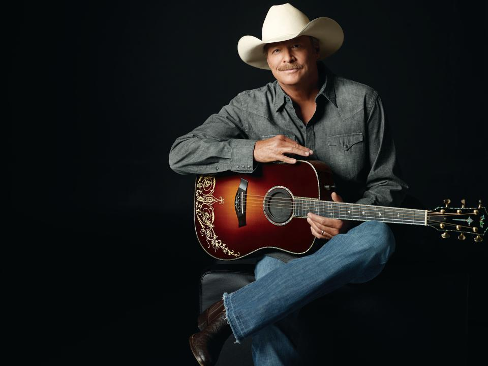 Alan Jackson (Photo: Kristy Belcher)