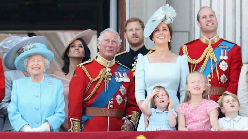 Prince William Says He Wishes Dad Prince Charles Would Spend More Time With His Grandchildren