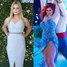 "<p>The <a href=""https://www.womenshealthmag.com/health/a19938642/sasha-pieterse-pcos-weight-gain/"" rel=""nofollow noopener"" target=""_blank"" data-ylk=""slk:Pretty Little Liars star opened up about gaining 70 pounds because of polycystic ovary syndrome"" class=""link rapid-noclick-resp""><em>Pretty Little Liars</em> star opened up about gaining 70 pounds because of polycystic ovary syndrome</a> prior to competing. She started the show with the goal of losing weight before her wedding. Over the course of season 25, Sasha lost 37 pounds, <em><a href=""https://pagesix.com/2017/10/19/celebs-who-have-lost-tons-of-weight-on-dancing-with-the-stars/slide-1/"" rel=""nofollow noopener"" target=""_blank"" data-ylk=""slk:Page Six"" class=""link rapid-noclick-resp"">Page Six</a> </em>reported. ""It's not an easy road, but being able to focus on getting myself healthy again, and the fact that I'm seeing results, getting better is all I can ask for,"" she shared on air.</p>"