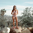 """<p>Aussie designer and creator Em Doig wanted to bust the myth that sustainability is a luxury. In her swimwear range all tops and bottoms are $90 while her stunning onepieces are $170.""""Creating a cleaner, healthier and safer place to live in the future is our responsibility now,"""" Em says.<br>Every piece is made from regenrated materials and they're super stylish too.<br>Source: <a href=""""https://bombshellbayswimwear.com/"""" rel=""""nofollow noopener"""" target=""""_blank"""" data-ylk=""""slk:Bombshell Bay Swimwear"""" class=""""link rapid-noclick-resp"""">Bombshell Bay Swimwear </a> </p>"""