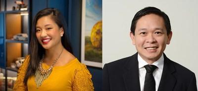Openspace Ventures Welcomes New Team Members: Jessica Huang Pouleur (left) and Aristo Setiawidjaja (right)