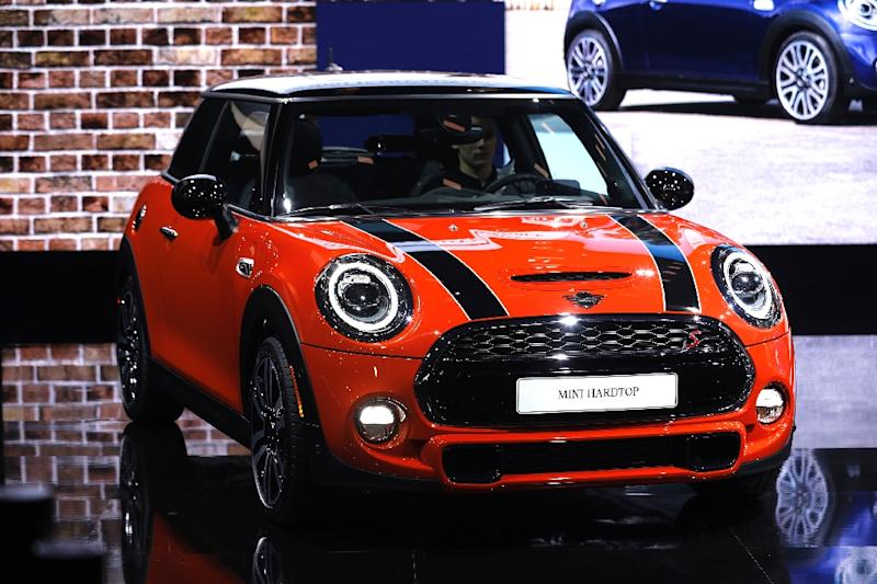 In a China venture Minis would be built outside Europe for the first time