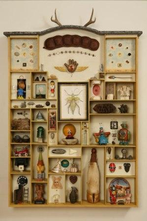What would you keep in your cabinet of curiosities?