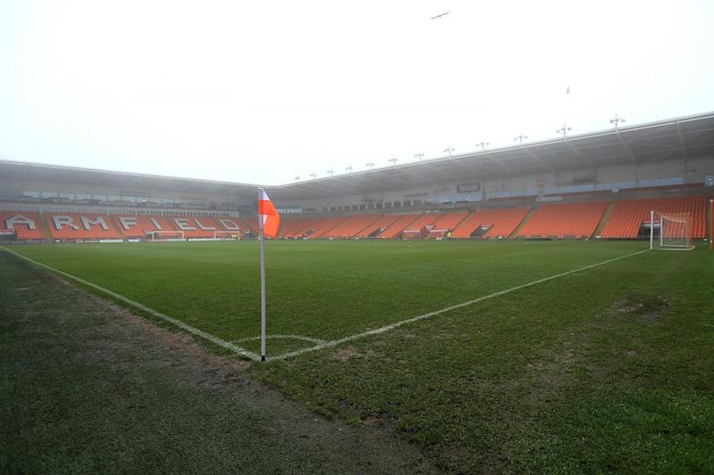 Bloomfield Road: Orient will play the final game of their 112 year stay in the Football League at Blackpool: Getty Images