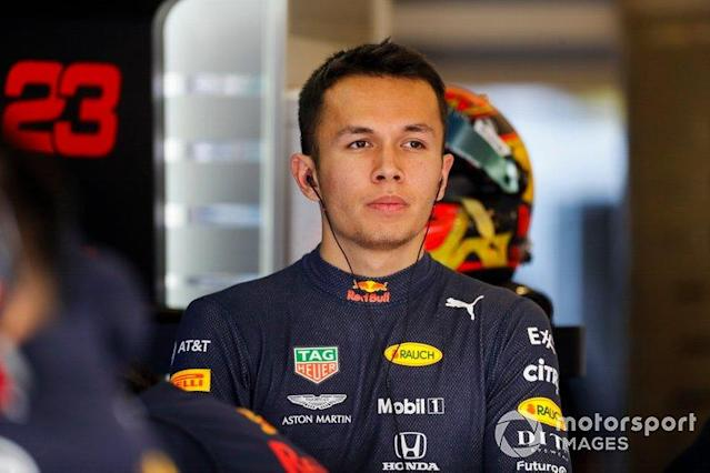 """10. F1: Alexander Albon to Toro Rosso/Red Bull <span class=""""copyright"""">Zak Mauger / Motorsport Images</span>"""