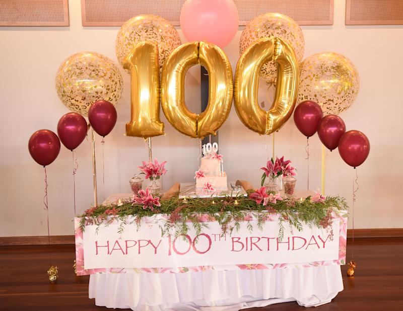 Happy 100th Birthday Heres Why You Could End Up With Surprise Taxes