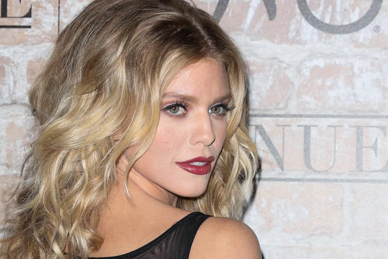 """""""Love does not separate, it unites,""""AnnaLynne McCord wrote in an open letter to Southwest Airlines. (Paul Archuleta via Getty Images)"""