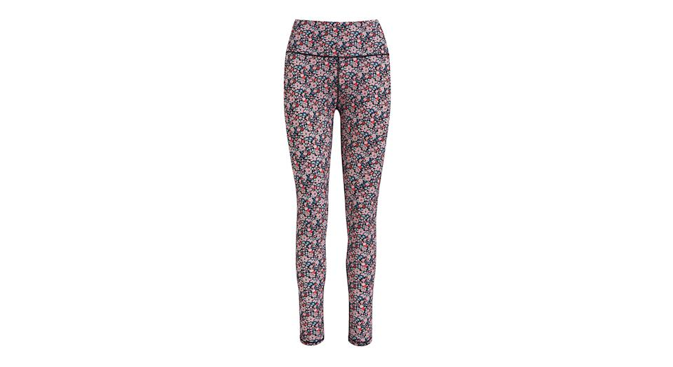 Betsy Printed Stretch Leggings