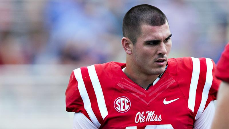 premium selection 4fa64 3c7ba Leaked Snapchat photo allegedly shows Ole Miss QB Chad Kelly ...
