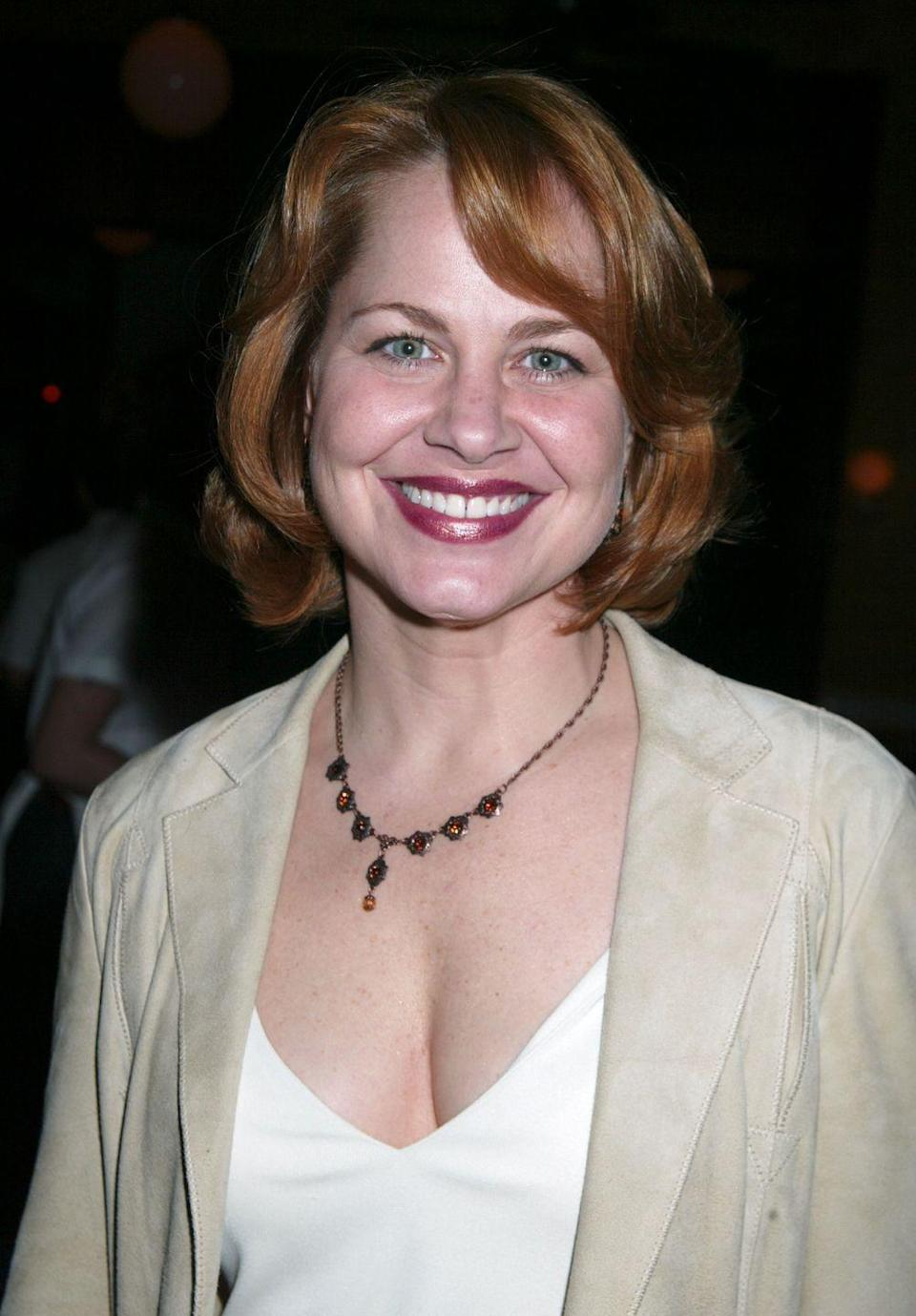 """<p>Lovejoy took Rhonda Pearlman from an assistant state's attorney to a judge throughout her five seasons on <em>The Wire</em>. She said to <a href=""""https://parade.com/493678/sks14c/american-gothic-star-deirdre-lovejoy-i-certainly-want-people-to-like-me/"""" rel=""""nofollow noopener"""" target=""""_blank"""" data-ylk=""""slk:Parade"""" class=""""link rapid-noclick-resp""""><em>Parade</em></a> of the role, """"That experience was special not only because of the content—a Peabody Award-Winning script and just brilliant writing—but I got to take the character from start to storyline finish over a five-year period.""""</p>"""