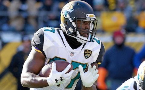 <span>Leonard Fournette returns to action for the Jags this week</span> <span>Credit: AP Photo/Don Wright </span>