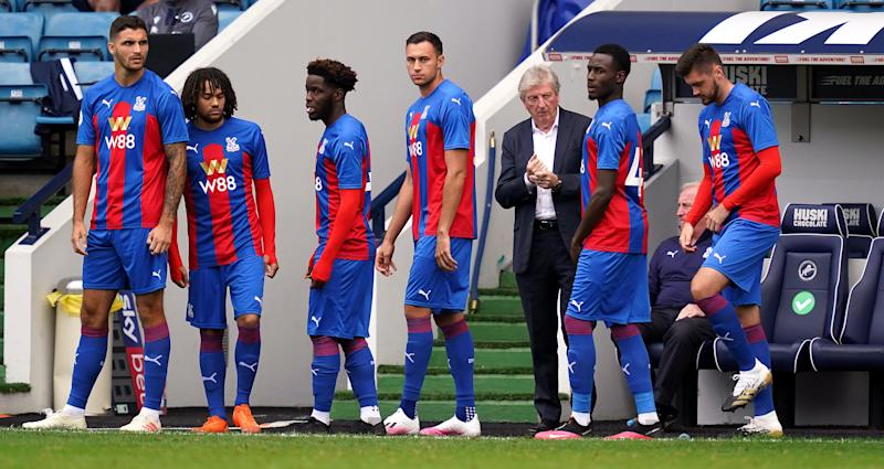 Roy Hodgson confident Palace will carry greater attacking threat this season